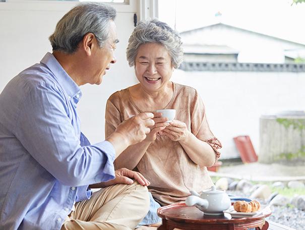 高齢化社会に向けた安心・安全なまちづくり