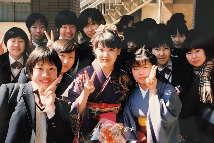 昭和55年(0歳) 京都に生まれる